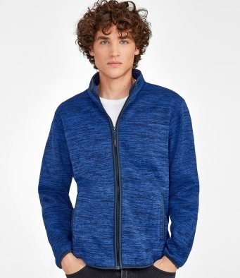 SOL'S Turbo Pro Knitted Fleece Jacket