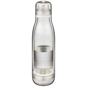 Spirit sports bottle with glass liner