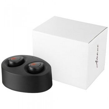 True Wireless Earbuds with Power case