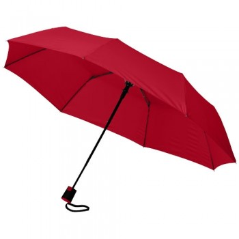 "21"" Wali 3-section auto open umbrella"