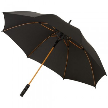 "23"" Spark auto open storm umbrella"