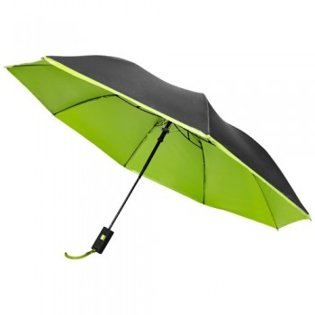 "21"" Spark 2-section automatic umbrella"