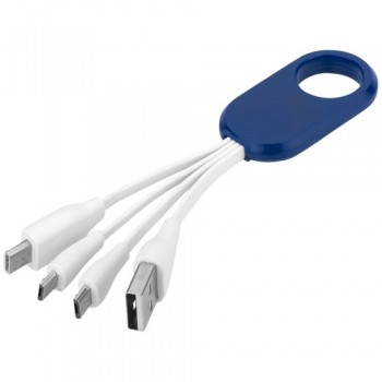 The Troup 4-in-1 Charging Cable with Type-C