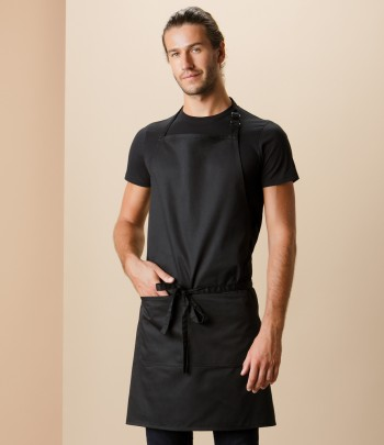 Bargear® Superwash® 60°C Bib Apron with Pocket