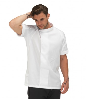 Le Chef StayCool® and Lite Short Sleeve Tunic