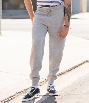 SF Men Slim Cuffed Jog Pants