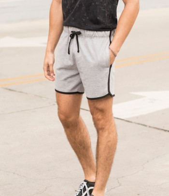 SF Men Retro Shorts