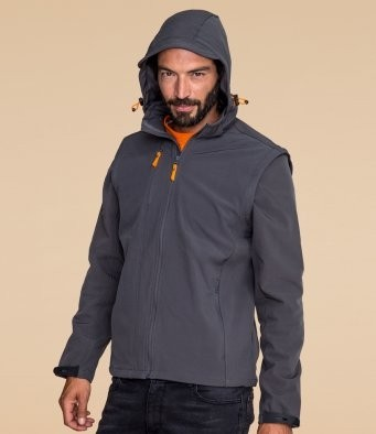 SOL'S Transformer Pro Soft Shell Jacket