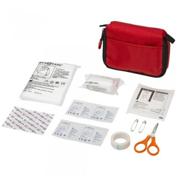 19 piece first aid kit