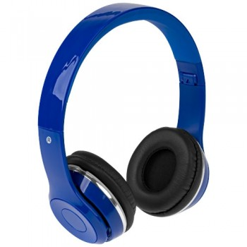Cadence Foldable Bluetooth Headphones with Case