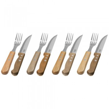 Jumbo 8-piece cutlery set