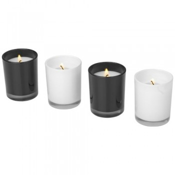 Hill's 4-piece candle set