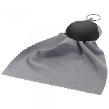 11804600    Cleaning cloth key chain