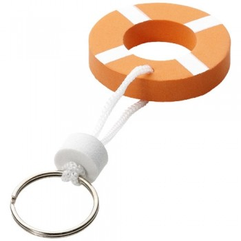 Buoy floating key chain