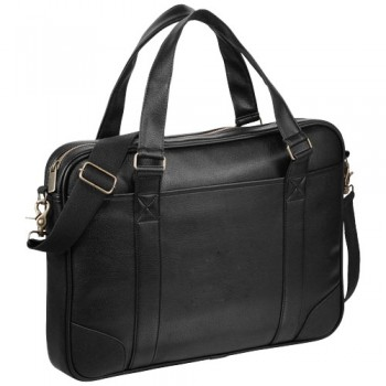 "12020100  Oxford 15.6"" laptop slim briefcase"