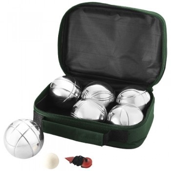 Henri 6-ball petangue set