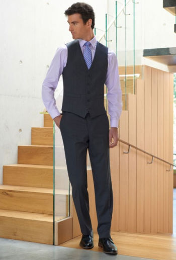 BT8557 Aldwych Tailored Fit Trouser