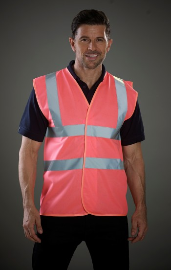 Hi-Vis Vest - Assorted Colours
