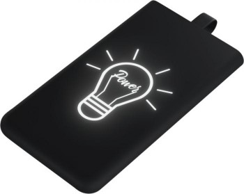 SCX.design P06 light-up logo powerbank