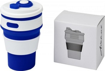 Cora 350 ml collapsable tumbler