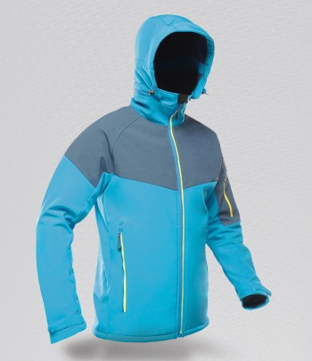 Regatta X-Pro Dropzone II Reflective Contrast Soft Shell Jacket
