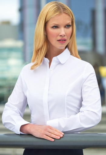 BT2268  Trevi semi-fitted Blouse