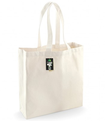 West Mill Fairtrade Cotton Classic Shopper